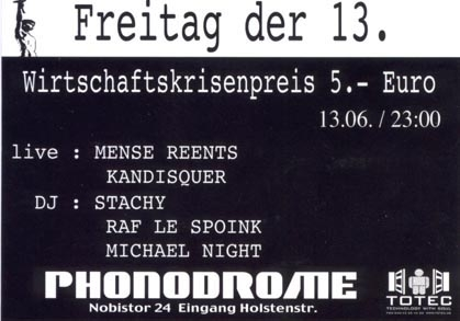2003.06.13 Phonodrome