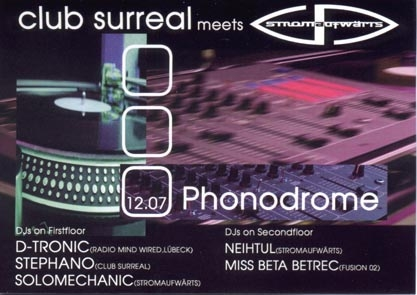 2003.07.12 Phonodrome