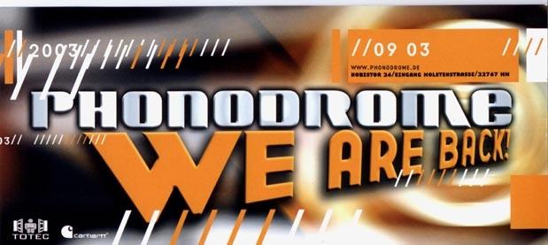 2003.09 a Phonodrome