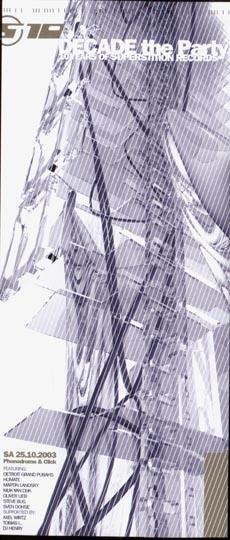 2003.10.25 a Phonodrome