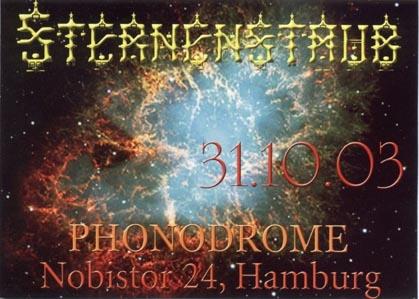 2003.10.31 a Phonodrome
