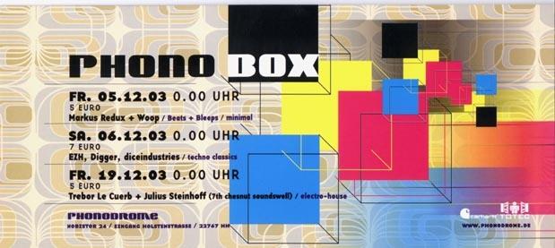 2003.12.06 Phonodrome