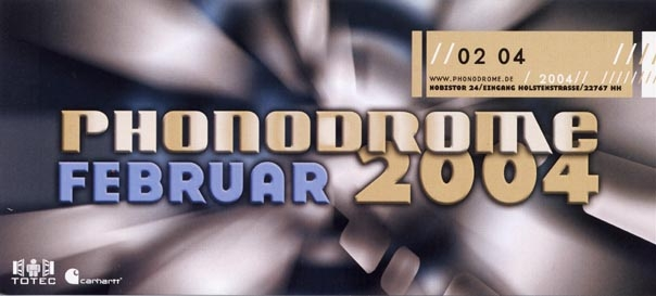 2004.02 a Phonodrome
