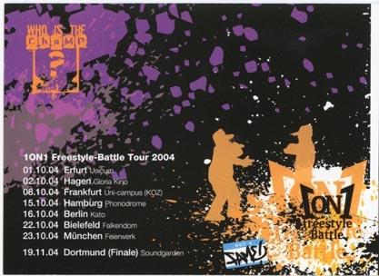 2004.10.15 Phonodrome