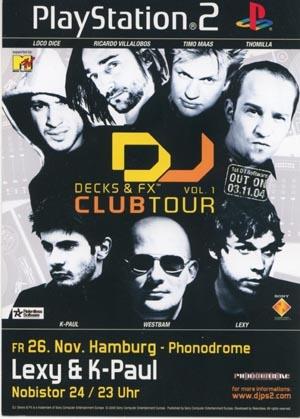 2004.11.26 Phonodrome