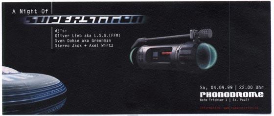 1999.09.04 Phonodrome