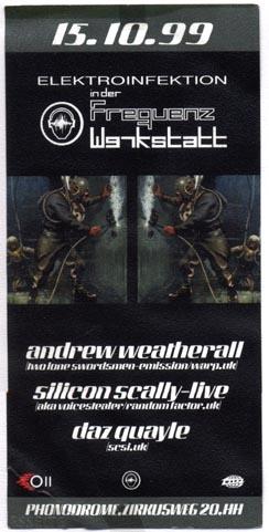 1999.10.15 Phonodrome