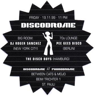 1999.11.19 Phonodrome