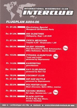 2006.04 HRO - Interclub