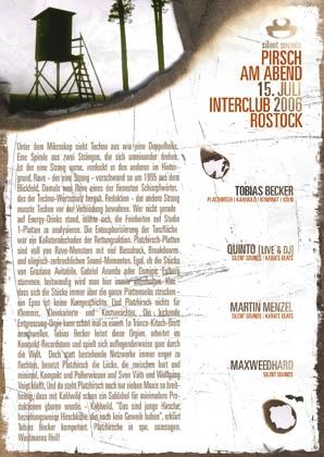 2006.07.15 HRO - Interclub b