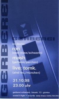 1998.10.31 Gerberei Schwerin