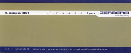 2001.09.08 Gerberei Schwerin