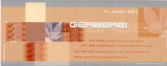 2001.10.13 Gerberei Schwerin