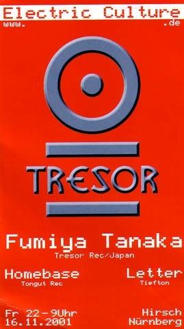 2001.11.16 Tresor