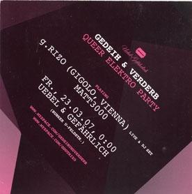 2007.03.23 - Uebel & Gefaehrlich b