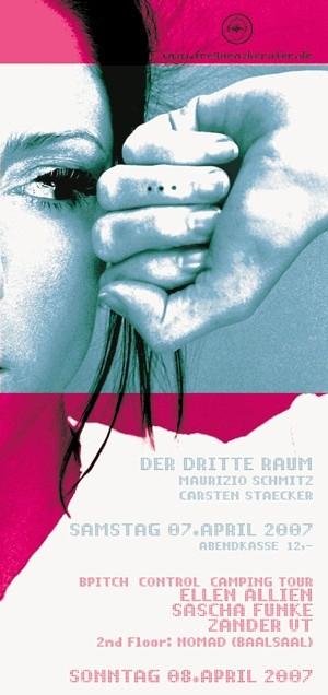 2007.04.07 Uebel & Gefaehrlich
