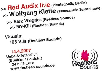 2007.04.14 Uebel & Gefaehrlich b