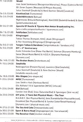2007.06 Uebel & Gefaehrlich b