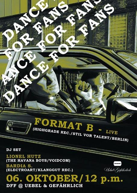 2006.10.06 Uebel & Gefaehrlich
