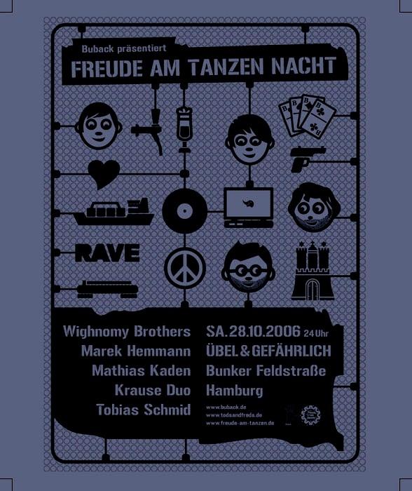 2006.10.28 Uebel & Gefaehrlich