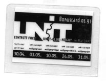 1997.05 Bonuscard UNIT