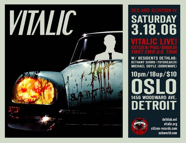 2006.03.18 Oslo [Detroit]