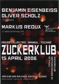 2006.04.15 Zuckerklub