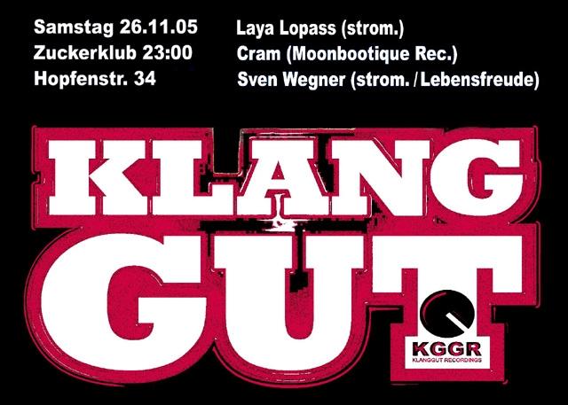 2005.11.26 Zuckerklub